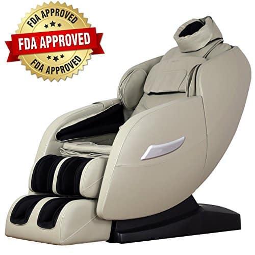Fujita Massage Chair DR-91 3D Full Body L-Track Zero Gravity Space Saving