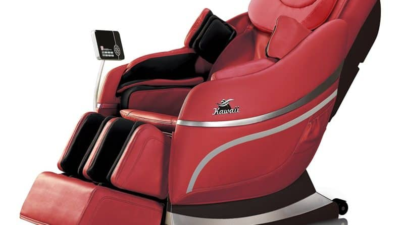 Kawaii Massage Chair Review: it's a contender!