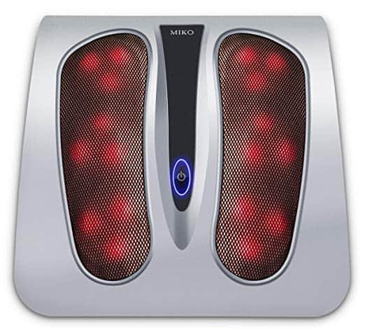Miko Foot Massager Machine with Heat