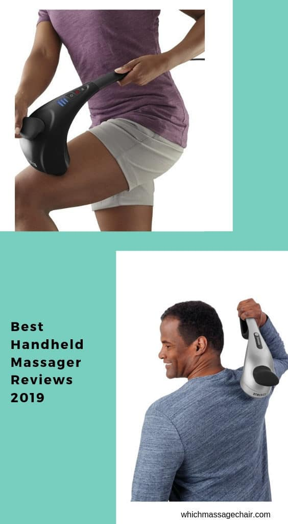 Top choices for a handheld massager for 2019. great home massager for aching muscles or a full body massage. Makes a great gift too!