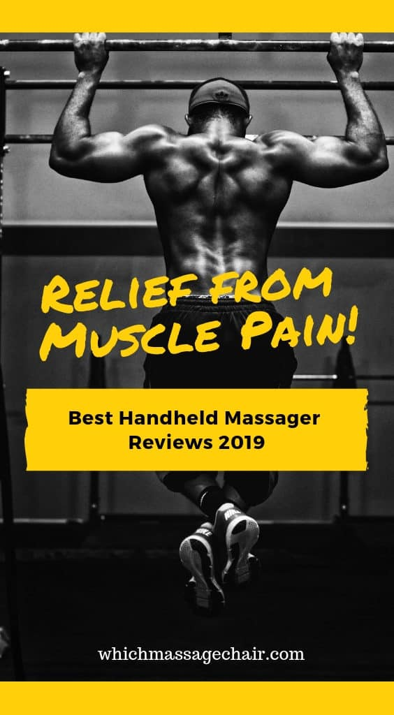 Full body handheld massager reviews for 2019. Great for back pain, muscle strain or just to relieve stress and help relaxation. Home massager tool which would make a great gift too!