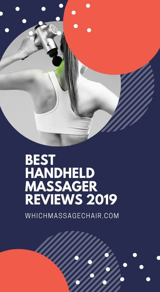 Do you suffer from muscle strain after exercise? These great handheld massage reviews have the top choices for 2019. Great for back pain or as a full body massager tool. Great gift for anyone.