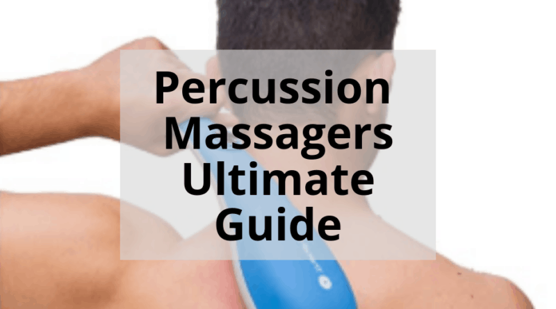 percussion massagers