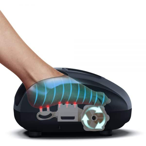 miko foot massager