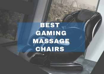 best gaming massage chairs