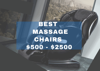 best massage chairs $500 to $2500