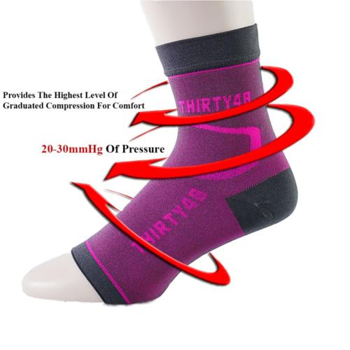 Thirty 48 Plantar Fasciitis Compression Socks