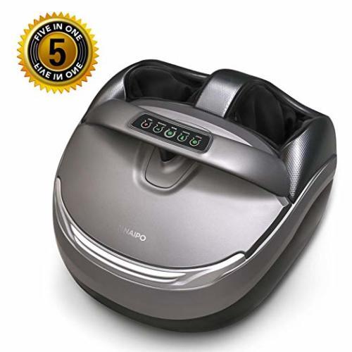 Naipo Foot Massager Shiatsu Feet Massager Machine